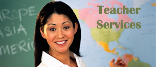 Teacher Services