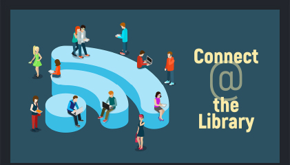 Featured: Connect @ the Library