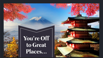 Featured: You�re Off to Great Places�
