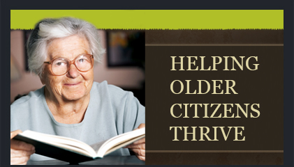 Featured: Helping Older Citizens Thrive