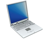 Photo of a laptop computer